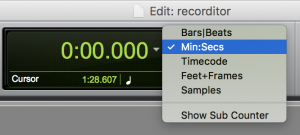 mins-seconds