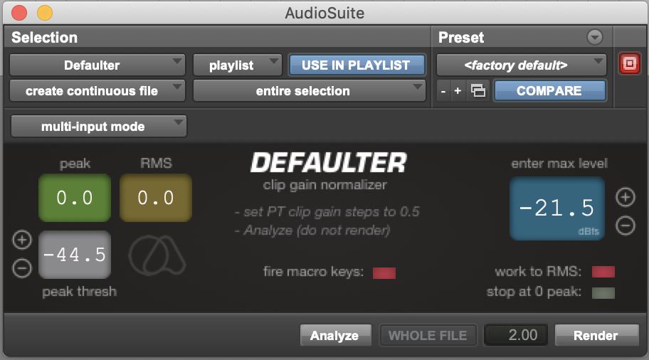 Defaulter – Quiet Art